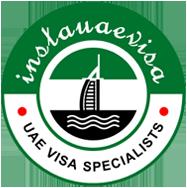 Insta UAE Visa Logo